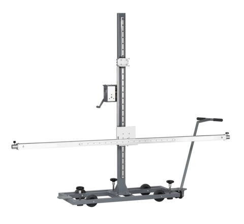 Mobile adjustment device BBFAS 1000 base unit | 8 900 381 137