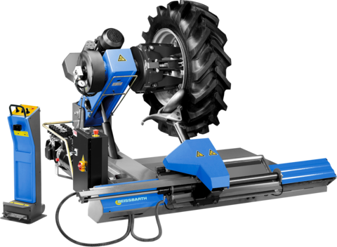 Truck tyre changer MS 78 RC | for Australia | 1 694 201 399